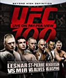 Ufc 100: Lesnar Vs Mir [Blu-ray] [Import]