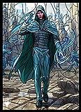 マジック:ザ・ギャザリング プレイヤーズカードスリーブ 『灯争大戦』ステンドグラス 《神秘を操る者、ジェイス》 (MTGS-113)