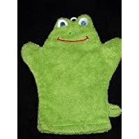 Frog Wash Mitt by Rich Frog [並行輸入品]