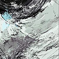 数字によるDiyデジタル絵画の表現方法がわからない絵画現代の壁アートキャンバス絵画ユニークなギフト家の装飾40x50cm