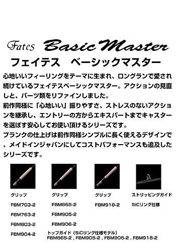 天龍『フェイテスベーシックマスターFBM865-2』