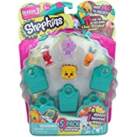 Shopkins Season 3 (5 Pack) Set 38