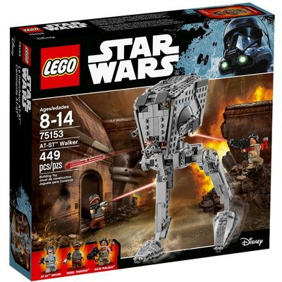 Star Wars(スターウォーズ) LEGO Star Wars? AT-ST? Walker 75153 おもちゃ One Size【並行輸入】