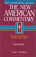 Matthew (New American Commentary)