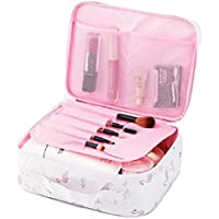メイクボックス 旅行用化粧ケース メイクブラシ コスメ バッグ ボックス トラベル化粧ポーチ 小物入れ 収納 Aタイプ