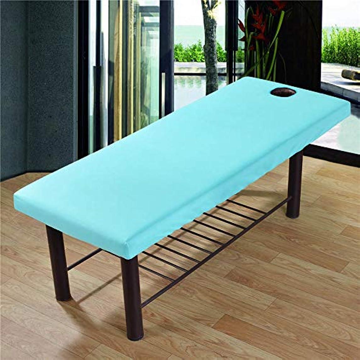 マイクロフォン代わりにを立てる振る舞いProfeel 美容院のマッサージ療法のベッドのための柔らかいSoliod色の長方形のマットレス