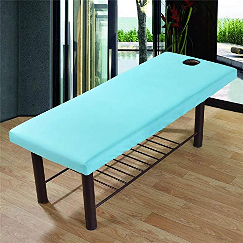 和らげる論理的に安らぎProfeel 美容院のマッサージ療法のベッドのための柔らかいSoliod色の長方形のマットレス