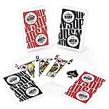 Copagメインイベント2016WSOPワールドシリーズof Pokerプラスチックトランプカード、レッド/ブラック、ブリッジNarrowサイズ,レギュラ..