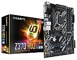GIGABYTE Z370 HD3 ATX マザーボード [Intel Z370チップセット搭載] MB4162