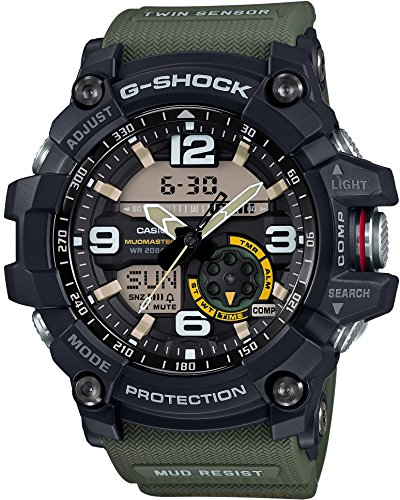 [カシオ]CASIO 腕時計 G-SHOCK ジーショック MUDMASTER GG-1000-1A3JF メンズ