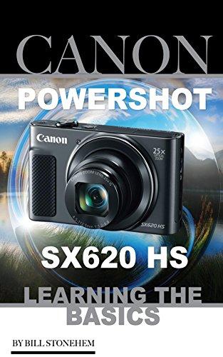Canon Powershot SX620 HS: Lear...