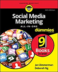 Social Media Marketing All-in-One For Dummies (For Dummies (Business & Personal Finance)) (English Edition)