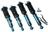 IDEAL (イデアル) Trueva (トゥルーヴァ) 車高調 クラウン 2WD 08~12 GRS200/GRS204 全長調整式(フルタップ) 減衰力36段 -