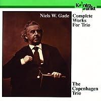 ゲーゼ:三重奏のための作品全集