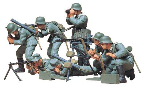 1/35 ドイツ歩兵機関銃チ-ムセット