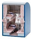 トミーテック ジオコレ 内装模型 24系 25形 寝台客車北斗星B寝台 ジオラマ用品