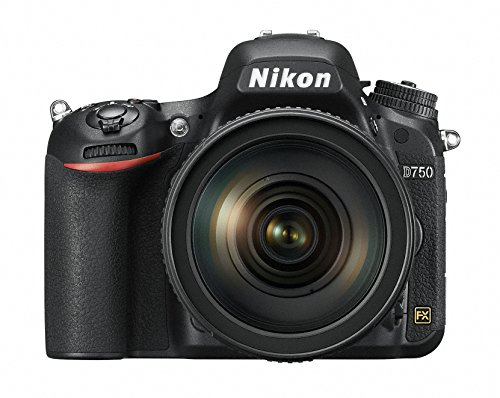 Nikon デジタル一眼レフカメラ D750 24-120VR レンズキット AF-S NIKKOR 24-120mm f/4G ED VR 付属 D750LK24-120 クリーニングクロス付き