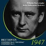 ベートーヴェン: 交響曲第6番「田園」&交響曲第5番「運命」 (Beethoven : Symphony No.6 ''Pastoral'', Symphony No.5 / Wilhelm Furtwangler Berlin Philharmonic Orchestra / 1947 Live) [SACD]
