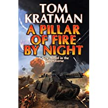A Pillar of Fire by Night (Carerra Series Book 7)