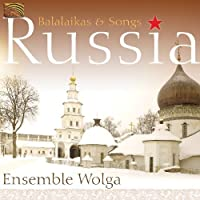 Russia-Balalaikas & Songs by ENSEMBLE WOLGA