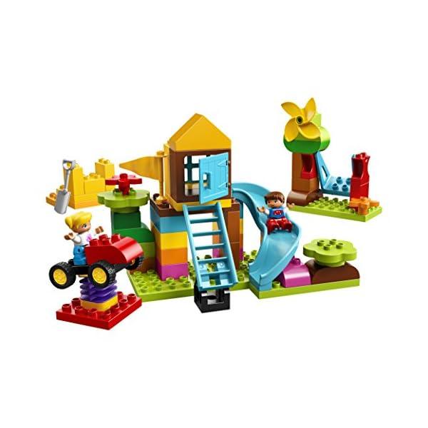 レゴ(LEGO) デュプロ みどりのコンテナス...の紹介画像2