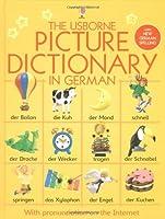 Usborne Picture Dictionary in German (Usborne Picture Dictionaries)