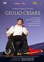 ヘンデル:歌劇「ジュリオ・チェーザレ」全曲(Handel: Giulio Cesare in Egitto)[2DVDs]