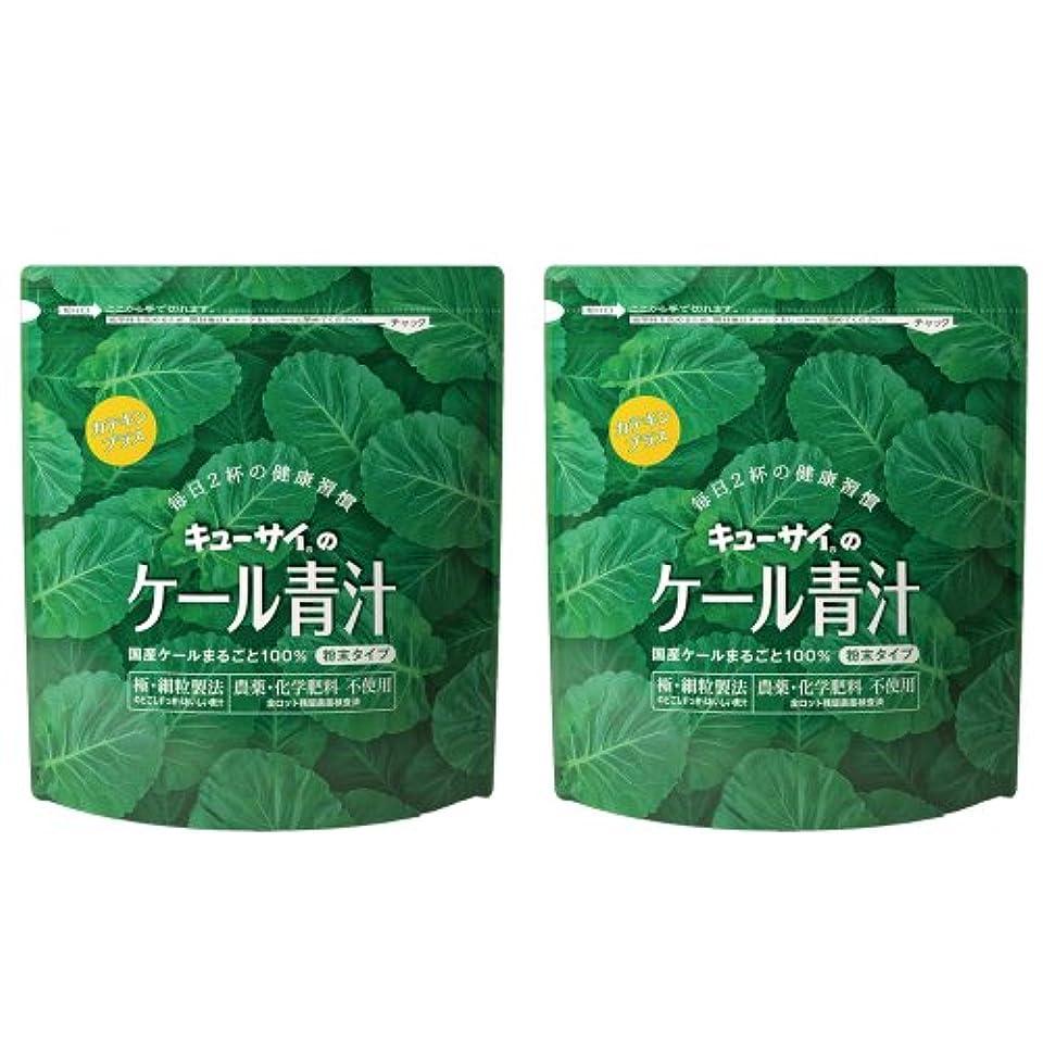 歌手パッチ勝利したキューサイ青汁カテキンプラス420g(粉末タイプ)2袋まとめ買い【1袋420g(約1カ月分)】