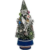 Splendid Music Box Co. クラッシュベルベット クリスマスツリー ミュージカルフィギュア プレイO タンネンバウム