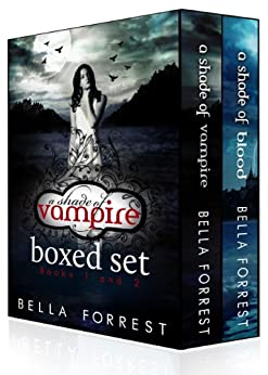 A Shade of Vampire Boxed Set: Books 1 and 2 by [Forrest, Bella]