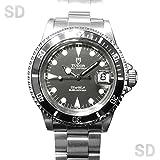 [チュードル]TUDOR腕時計 サブマリーナー ブラック/ブラックベゼル Ref:76100 メンズ [中古] [並行輸入品]