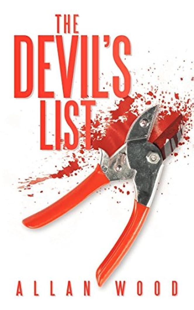 ガード副産物わずかにThe Devil's List (English Edition)