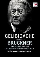 Sergiu Celibidache Conducts Bruckner [DVD] [Import]