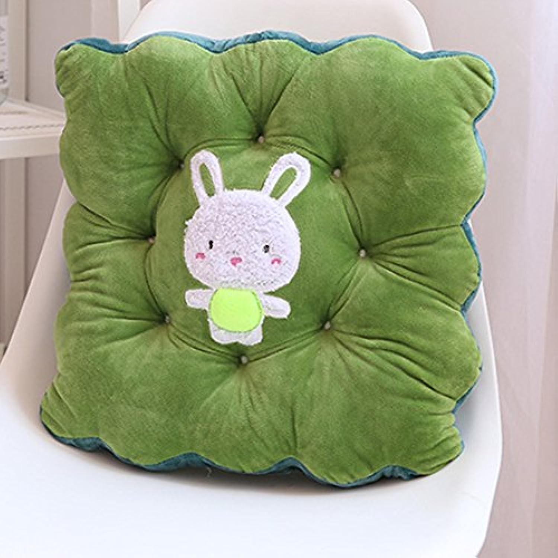 YuuKo(ユウコ)コットン座布団畳み椅子用綿カバー花