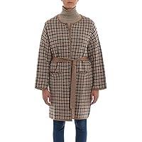 MAX MARA Women's 5316018900012065001 Brown Wool Coat