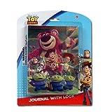 Disney Toy Stoy Buzz Lightyear Woody etc Diary Journal with Lock [並行輸入品]