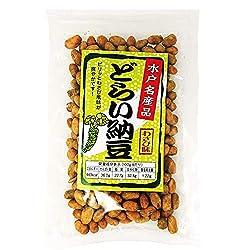 水戸 名産 どらい納豆 わさび味 80g 6袋セット 国産大豆 スナック