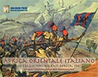 Panzer Grenadier - 箱入りゲーム アフリカ オリエンテール イタリア SW