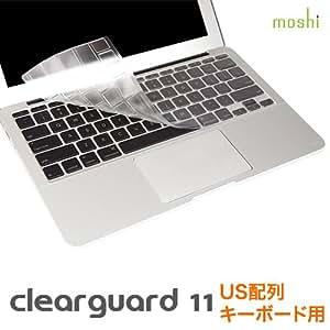 moshi clearguard 11 (USキーボードモデル) MacBook Air 11インチ US用