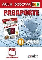 Pasaporte: Pizarra Digital Interactiva (Interactive activities for the IWB)