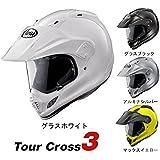 アライ(ARAI) バイクヘルメット オフロード TOUR-CROSS 3 グラスブラック L 59-60cm