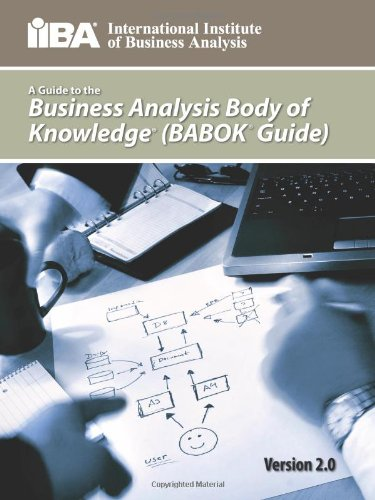 A Guide to the Business Analysis Body of Knowledge: Version 2.0の詳細を見る