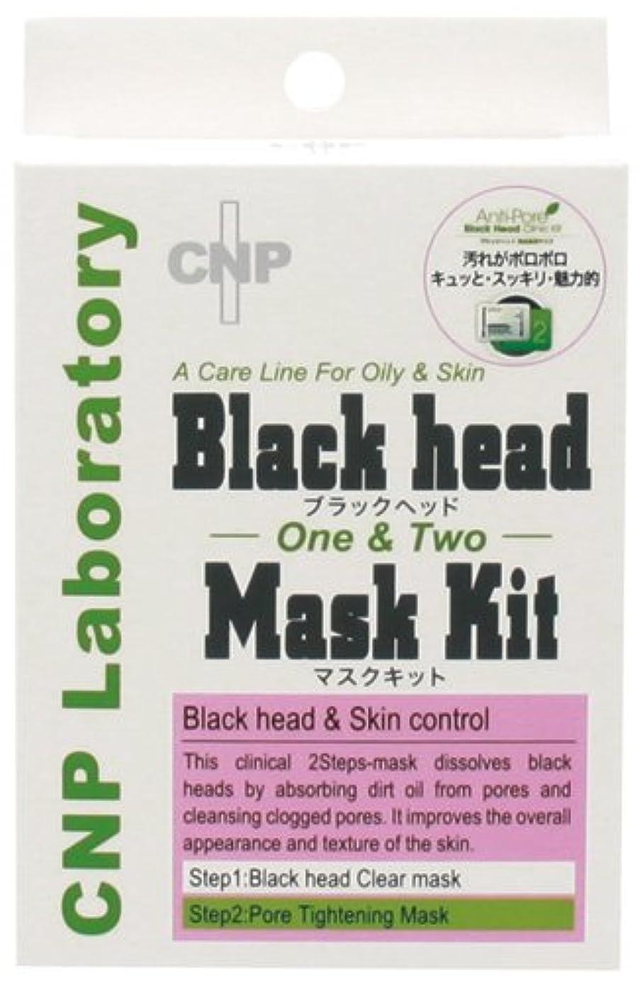 幽霊フェローシップ緑ブラックヘッド マスクキット