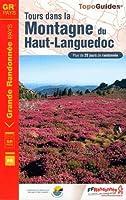 Tours Montagne Haut Lauedoc +20 Jours De Randonnees: FFR.3481