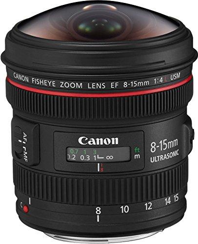 Canon 超広角ズームレンズ EF8-15mm F4L フィ...