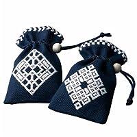 オリムパス製絲 巾着(猫の足・くも刺し) 3