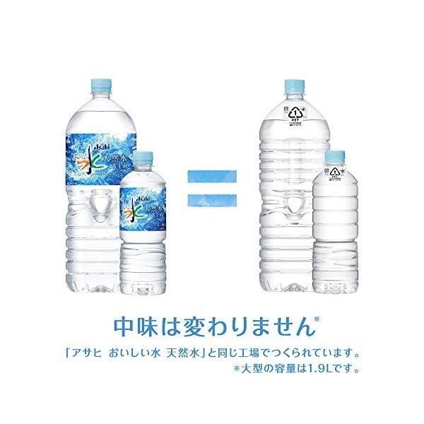 アサヒ おいしい水 富士山の紹介画像3