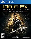 Deus Ex Mankind Divided (輸入版:北米) - PS4