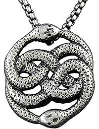 Never Ending Neverending Story Amulet Aurynペンダントネックレス+チェーン