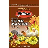 Hoffman 20505DehydratedスーパーManure 4–2- 3、5ポンドをHoffman